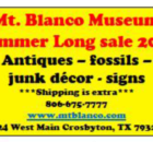 Mt Blanco Sale 2017